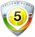 tellows Score 5 zu 0708742733